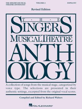 The Singer's Musical Theatre Anthology - Volume 2 (Soprano Book Only) (HL-00747066)