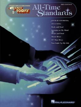 All Time Standards - 3rd Edition: E-Z Play Today Volume 5 (HL-00100305)