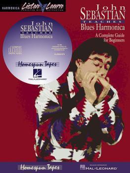 John Sebastian - Beginning Blues Harmonica (HL-00841074)