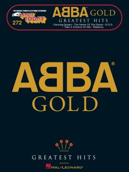 ABBA Gold - Greatest Hits: E-Z Play Today Volume 272 (HL-00101425)