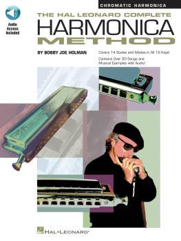 The Hal Leonard Complete Harmonica Method - Chromatic Harmonica (HL-00841286)
