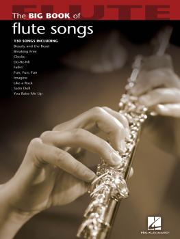 Big Book of Flute Songs (HL-00842207)