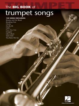 Big Book of Trumpet Songs (HL-00842211)