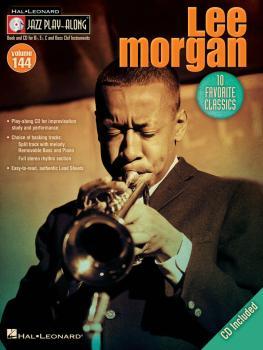 Lee Morgan: Jazz Play-Along Volume 144 (HL-00843229)