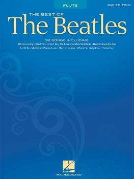 Best of the Beatles - 2nd Edition (Flute) (HL-00847217)