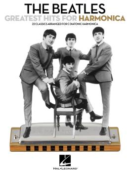 The Beatles Greatest Hits for Harmonica (HL-00850106)