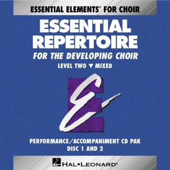 Essential Repertoire for the Developing Choir: Level 2 Mixed, Performa (HL-00866046)