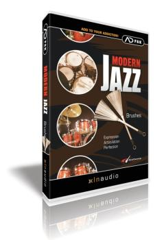Modern Jazz Brushes: Addictive Drums ADpak (XL-00102438)