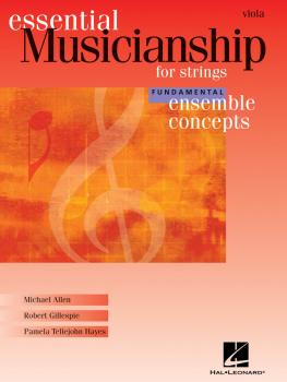 Essential Musicianship for Strings - Ensemble Concepts: Fundamental Le (HL-00960188)