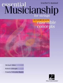 Essential Musicianship for Strings - Ensemble Concepts: Intermediate L (HL-00960192)