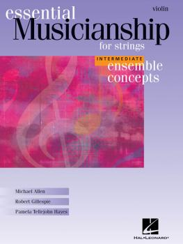 Essential Musicianship for Strings - Ensemble Concepts: Intermediate L (HL-00960193)