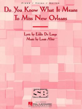 Do You Know What It Means to Miss New Orleans (HL-02104630)