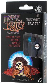Grateful Dead (Mouse & Kelly) - In-Ear Buds (Window Box) (HL-00102502)