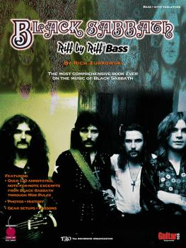 Black Sabbath - Riff by Riff Bass (HL-02500117)