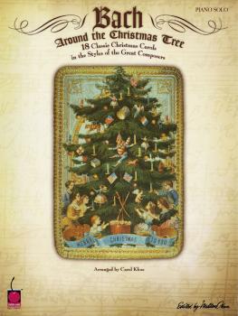 Bach Around the Christmas Tree (HL-02500384)