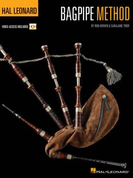 Hal Leonard Bagpipe Method (HL-00102521)