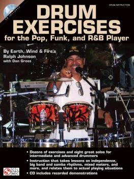 Drum Exercises for the Pop, Funk, and R&B Player (HL-02500827)