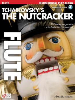 Tchaikovsky's The Nutcracker: Flute Play-Along Book with Online Audio (HL-02500998)