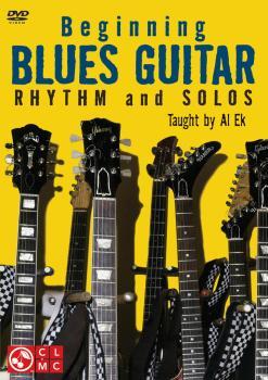 Beginning Blues Guitar (Rhythm and Solos) (HL-02501325)