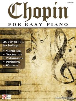Chopin for Easy Piano (HL-02501483)