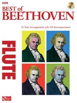 Best of Beethoven: Instrumental Play-Along Book/Online Audio (HL-02501536)