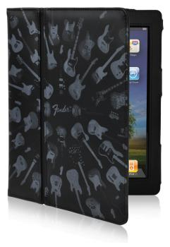 Fender iPad Protective Black Guitar Army Folio (HL-00102869)