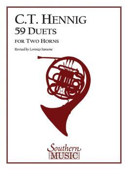 59 Duets (Horn Duet) (HL-03770188)