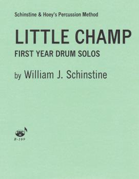 Little Champ: First Year Drum Solos Snare Drum Part (HL-03770251)