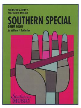 Southern Special Drum Solos: Snare Drum Unaccompanied (HL-03770252)