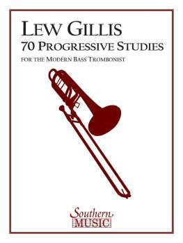 70 Progressive Studies for the Modern Trombone (Bass Trombone) (HL-03770307)