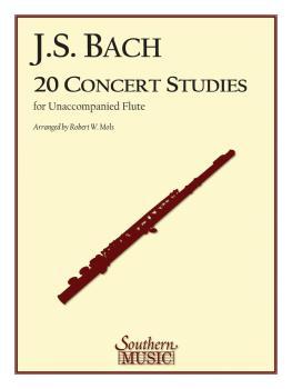 20 Concert Studies (Unaccompanied Flute) (HL-03770321)