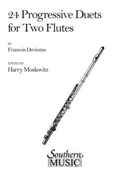 24 Progressive Duets (Flute Duet) (HL-03770384)