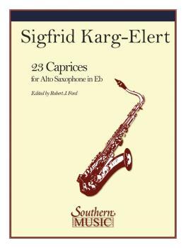23 Caprices (Saxophone) (HL-03770765)