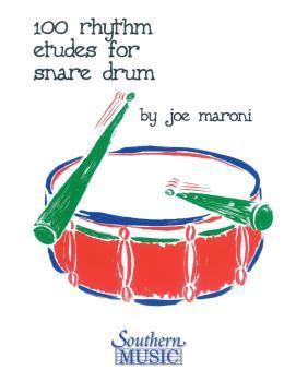 100 Rhythm Etudes for Snare Drum (HL-03770909)