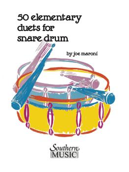 Fifty Elementary Duets For Snare Drum: Percussion Music/Snare Drum Ens (HL-03770910)