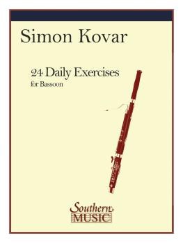 24 Daily Exercises for Bassoon (Bassoon) (HL-03770919)