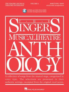 Singer's Musical Theatre Anthology - Volume 4: Baritone/Bass Book/Onli (HL-00000799)