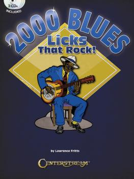 2000 Blues Licks That Rock! (HL-00109377)