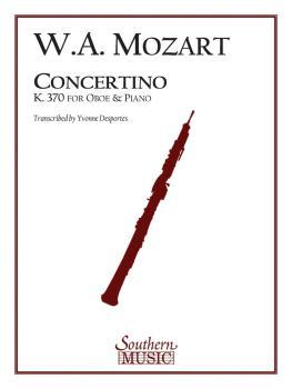 Concertino, K370 (Oboe) (HL-03773758)