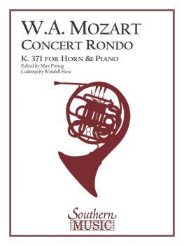Concert Rondo, K371 (in F) (Horn) (HL-03773967)