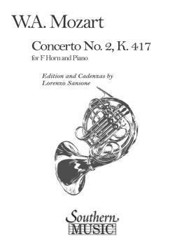 Concerto No. 2, K417 (Horn) (HL-03773971)