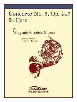 Concerto No. 3, K447 (Horn) (HL-03773972)