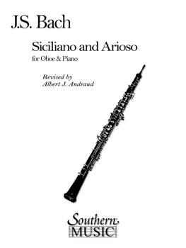 Siciliano and Arioso (Oboe) (HL-03774149)