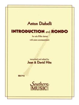 Introduction and Rondo (Clarinet) (HL-03774371)