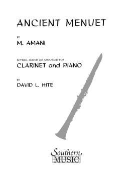 Ancient Menuet (Minuet) (Clarinet) (HL-03774379)