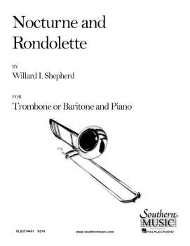 Nocturne and Rondolette (Trombone) (HL-03774401)