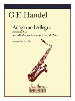 Adagio and Allegro (Alto Sax) (HL-03774410)
