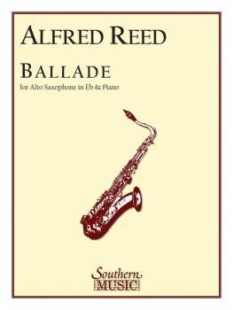 Ballade (Alto Sax) (HL-03774427)