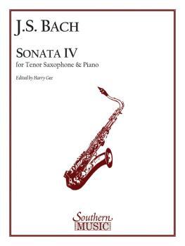 Sonata No. 4 in C (Soprano Saxophone) (HL-03774559)