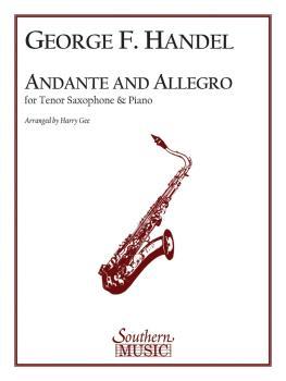 Andante and Allegro (Tenor Sax) (HL-03774653)